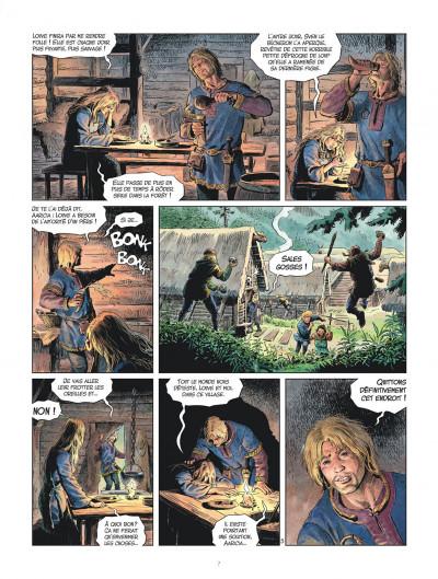 Page 7 Les mondes de Thorgal - Louve tome 4