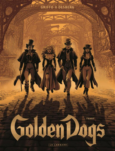 image de Golden dogs - tome 1 - Fanny
