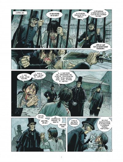 Page 3 Golden dogs tome 1