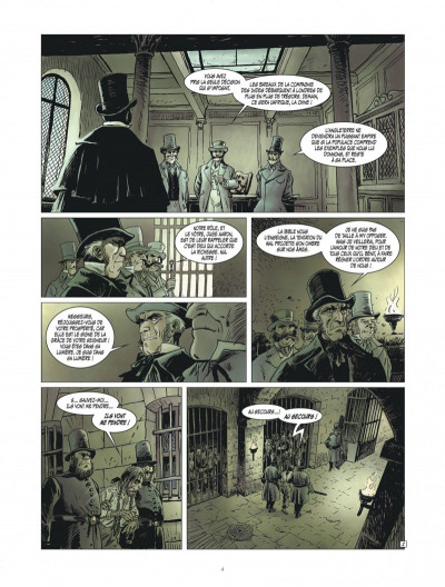 Page 4 Golden dogs tome 1