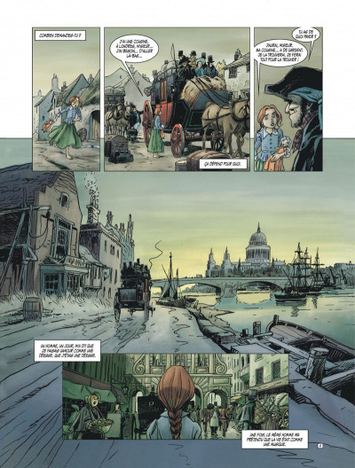 Page 6 Golden dogs tome 1