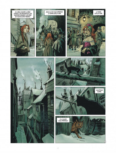 Page 7 Golden dogs tome 1