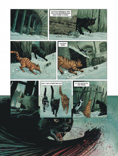 Page 8 Golden dogs tome 1