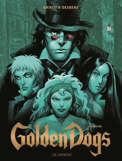 image de Golden dogs - Orwood