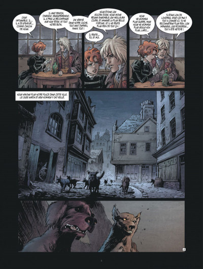 Page 6 golden dogs tome 3 - le juge Aaron