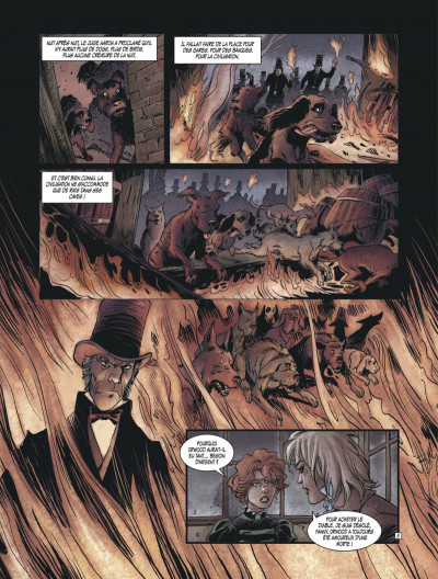Page 7 golden dogs tome 3 - le juge Aaron