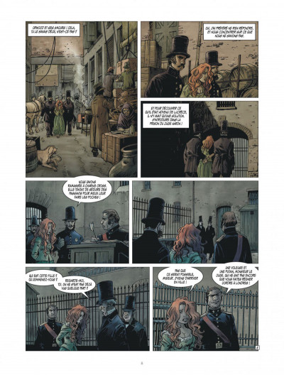 Page 8 golden dogs tome 3 - le juge Aaron