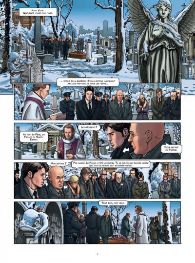Page 2 Sisco tome 7 - La Loi De Murphy