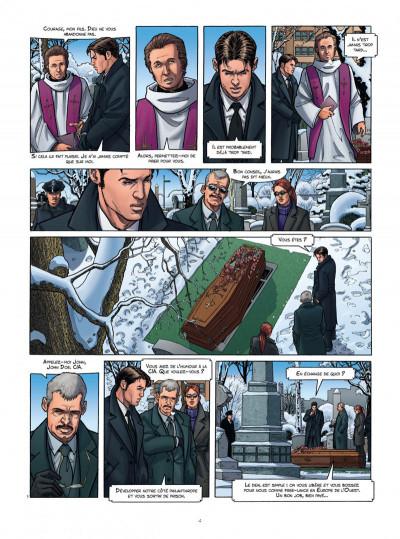 Page 4 Sisco tome 7 - La Loi De Murphy