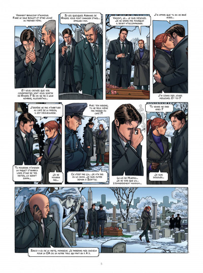 Page 5 Sisco tome 7 - La Loi De Murphy