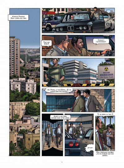 Page 6 Sisco tome 7 - La Loi De Murphy