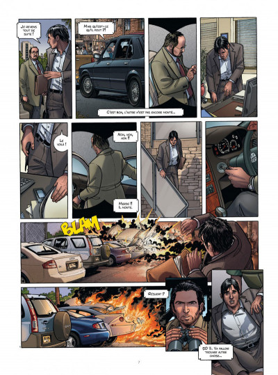 Page 7 Sisco tome 7 - La Loi De Murphy