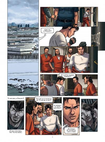 Page 8 Sisco tome 7 - La Loi De Murphy