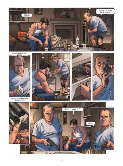 Page 5 sisco tome 8 - realpolitik