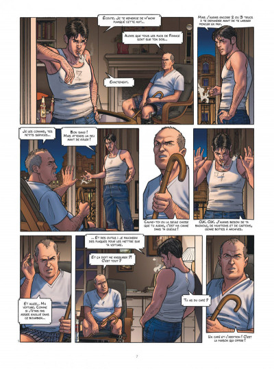 Page 7 sisco tome 8 - realpolitik