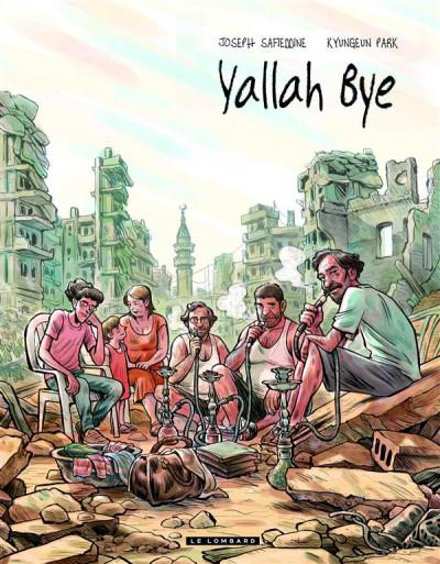 Couverture yallah bye