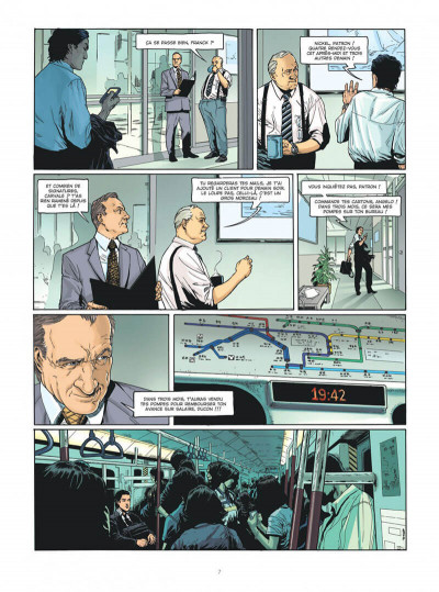 Page 7 Hedge Fund tome 1