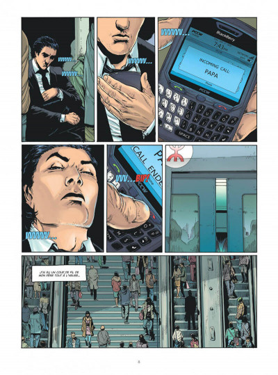 Page 8 Hedge Fund tome 1