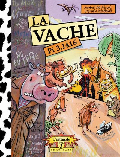 Couverture La Vache - intégrale tome 3