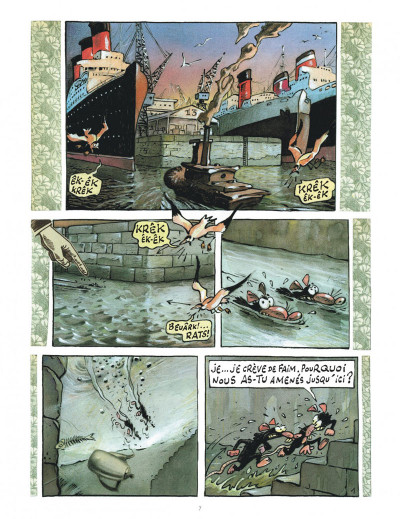 Page 7 La Vache - intégrale tome 3