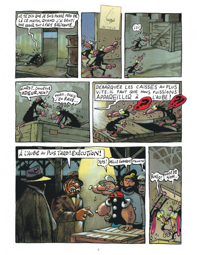 Page 8 La Vache - intégrale tome 3