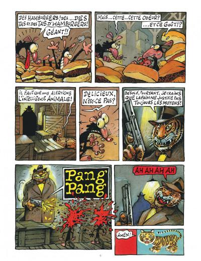 Page 9 La Vache - intégrale tome 3