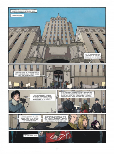 Page 2 Hedge Fund tome 3