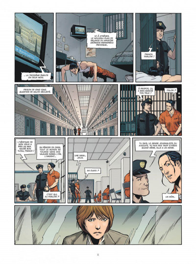 Page 8 Hedge Fund tome 3