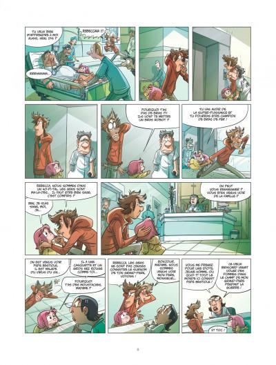 Page 8 Ernest et Rebecca tome 6