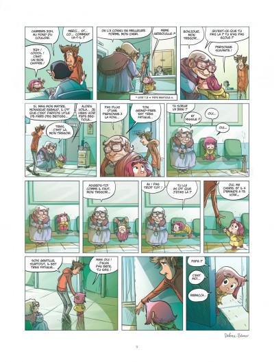 Page 9 Ernest et Rebecca tome 6