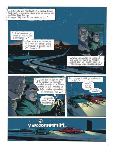 Page 7 mister George l'intégrale