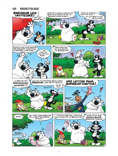 Page 3 les nouvelles aventures de Cubitus tome 10 - Cubitus a tout inventé