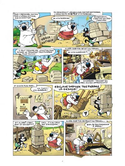 Page 4 les nouvelles aventures de Cubitus tome 10 - Cubitus a tout inventé