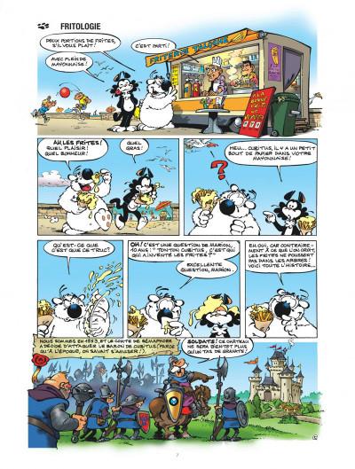 Page 7 les nouvelles aventures de Cubitus tome 10 - Cubitus a tout inventé