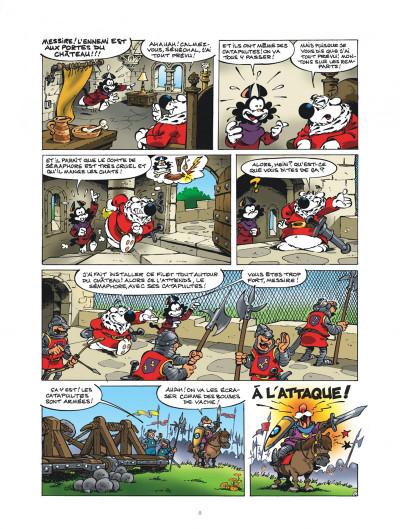 Page 8 les nouvelles aventures de Cubitus tome 10 - Cubitus a tout inventé