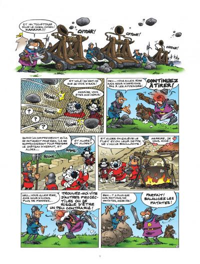 Page 9 les nouvelles aventures de Cubitus tome 10 - Cubitus a tout inventé