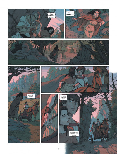 Page 9 Gloria victis tome 2
