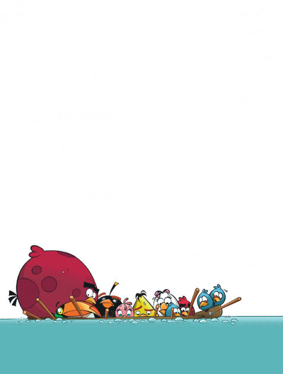 Page 1 Angry Birds tome 4 - Piggyland