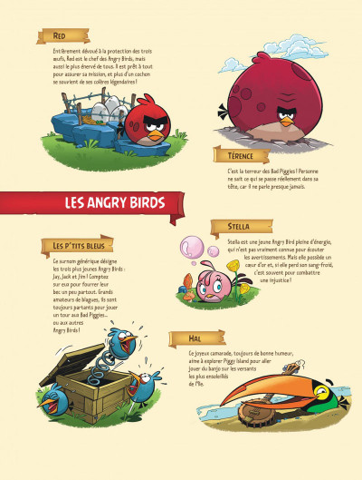 Page 4 Angry Birds tome 4 - Piggyland