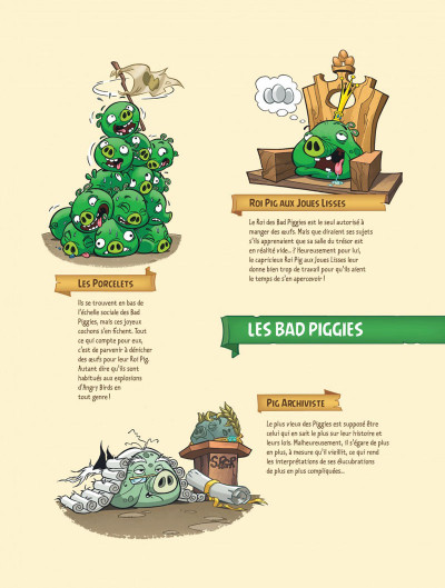 Page 5 Angry Birds tome 4 - Piggyland