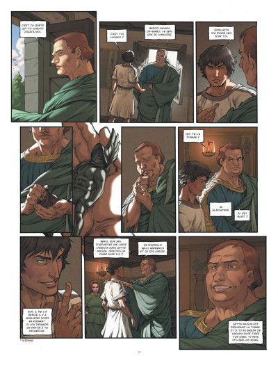 Page 9 Gloria victis tome 3