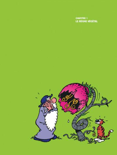Page 3 Léonard intégrale tome 3 - Le génie est dans le pré !