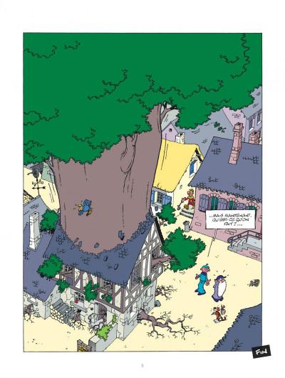 Page 5 Léonard intégrale tome 3 - Le génie est dans le pré !