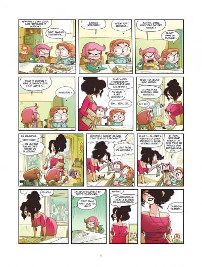 Page 6 Ernest et Rebecca tome 7