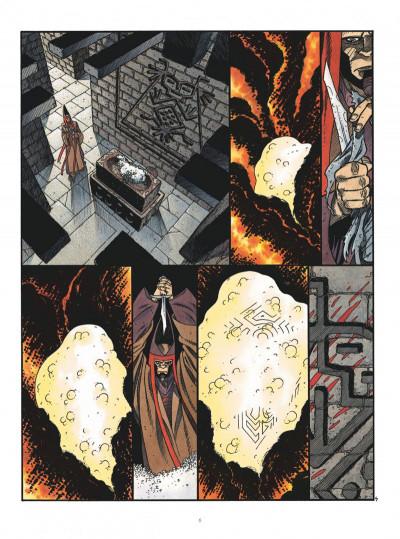 Page 6 Capricorne tome 19