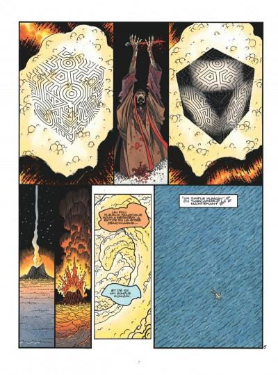 Page 7 Capricorne tome 19