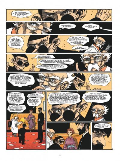 Page 8 Capricorne tome 19
