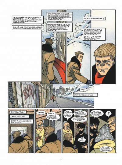 Page 3 Capricorne tome 20