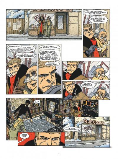 Page 4 Capricorne tome 20