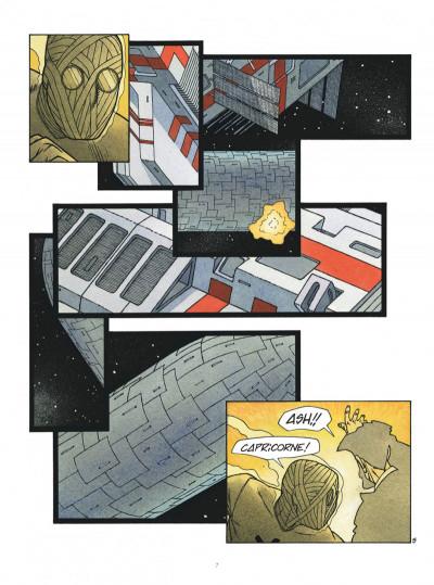Page 7 Capricorne tome 20